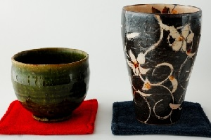 Oribe ware in Mino area