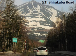 Shirakaba Road