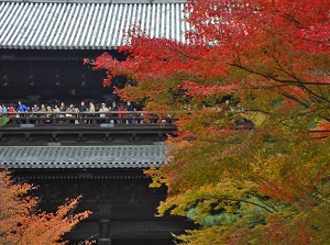 Balcony of Sanmon