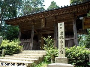 Niomon gate